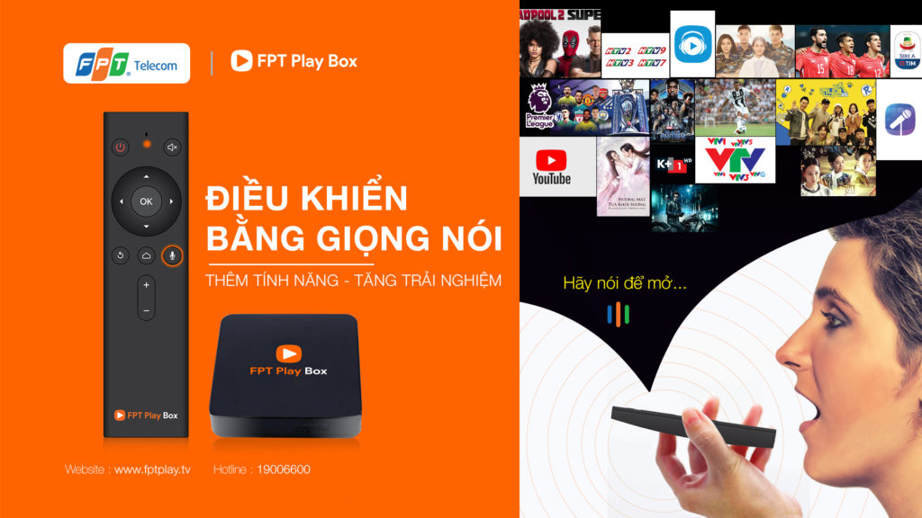 FPT Play Box+ 2020 tại Cần Thơ