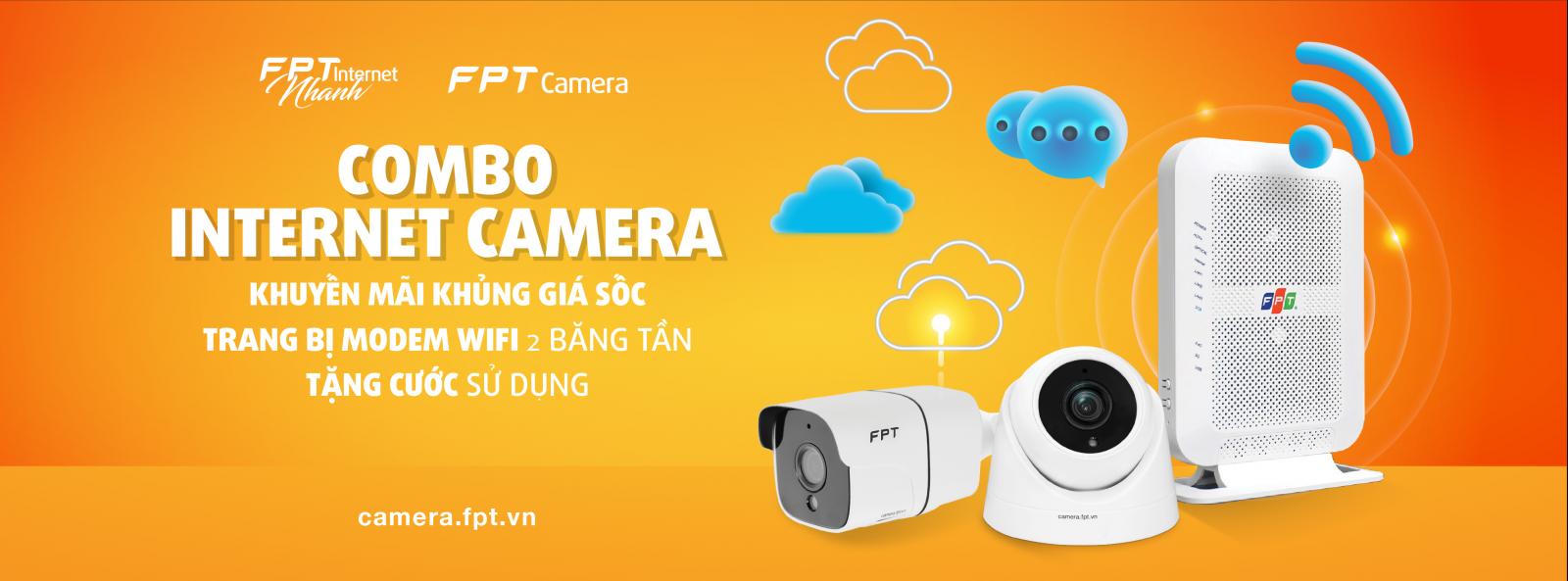 Lắp đặt Camera quan sát uy tín giá rẻ – Camera FPT