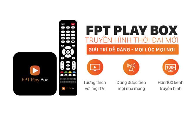 FPT PLAY BOX – THIẾT BỊ GIẢI TRÍ 4K ĐỈNH CAO KHÔNG THỂ THIẾU CHO MỌI NHÀ